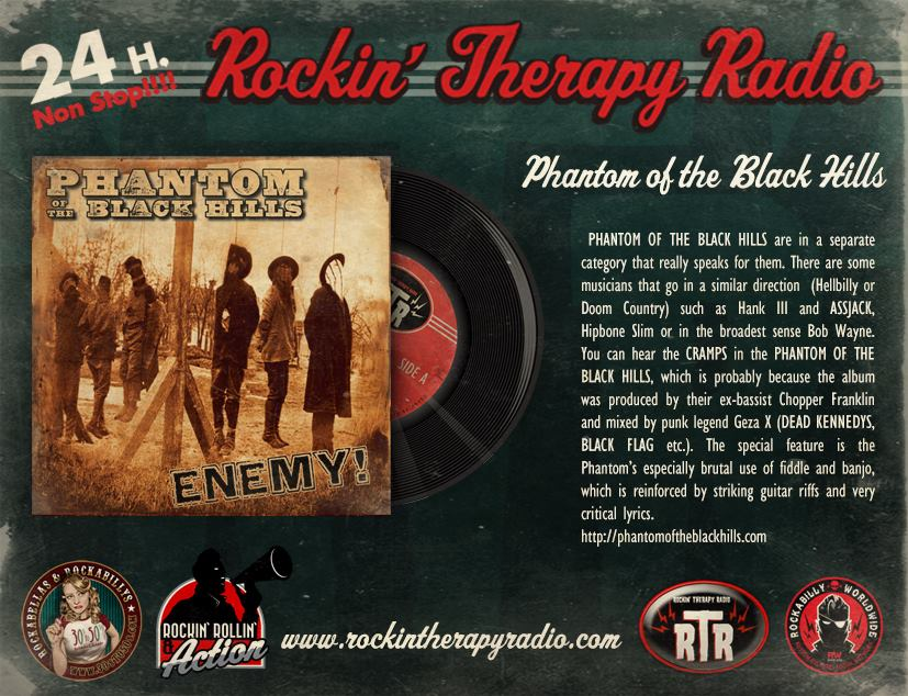 RnR Therapy Radio
