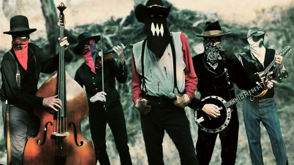 Hellbilly band Phantom of the Black Hills