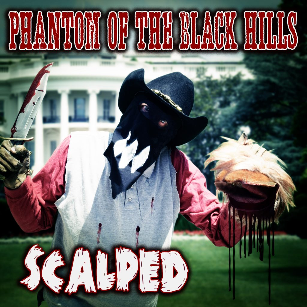 POTBH Scalped album cover